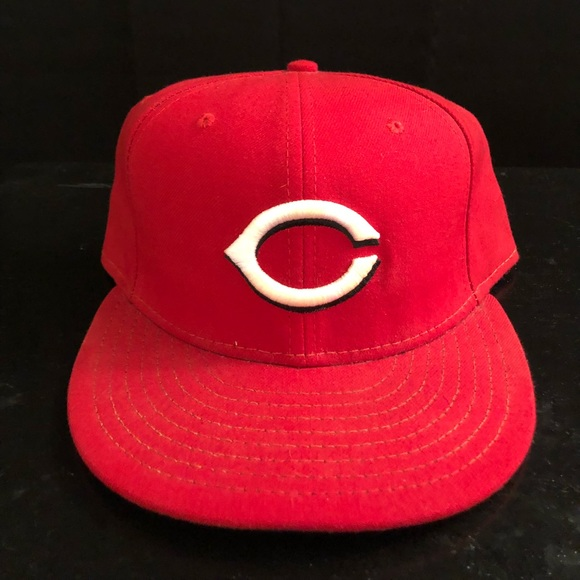 New Era Other - New Era MLB Cincinnati Reds Fitted Hat 7 5/8